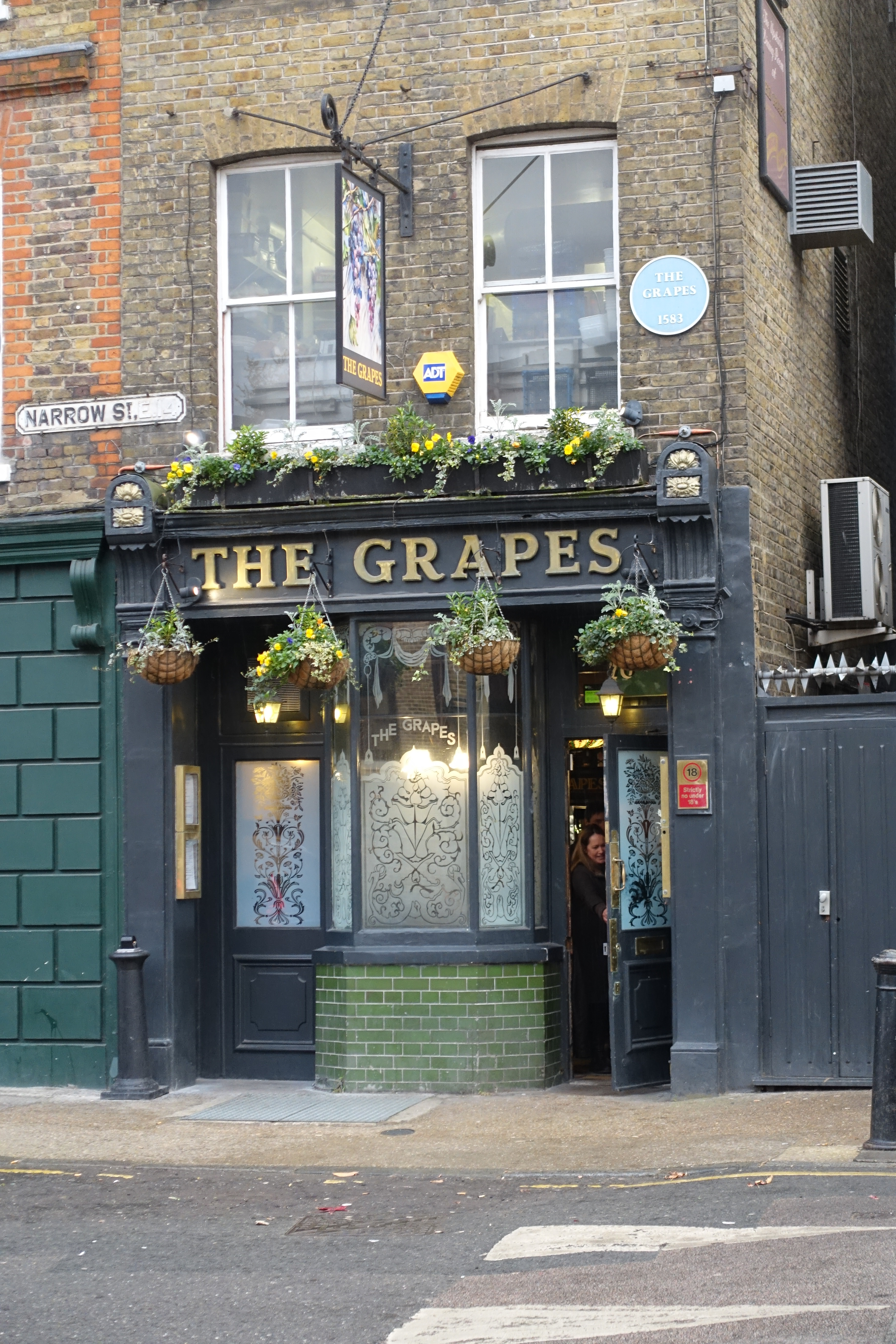 The Grapes Limehouse