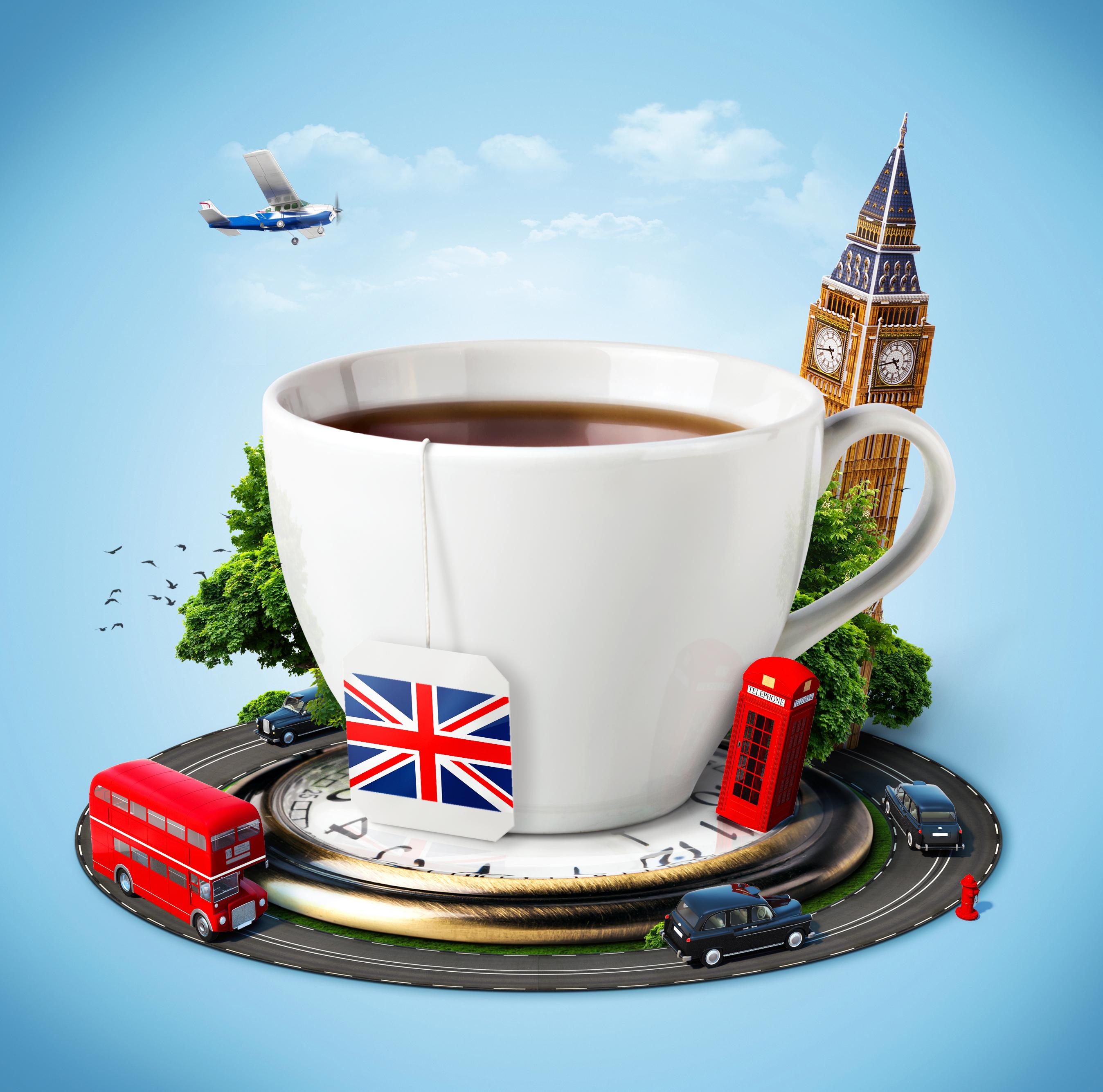 Tea in London