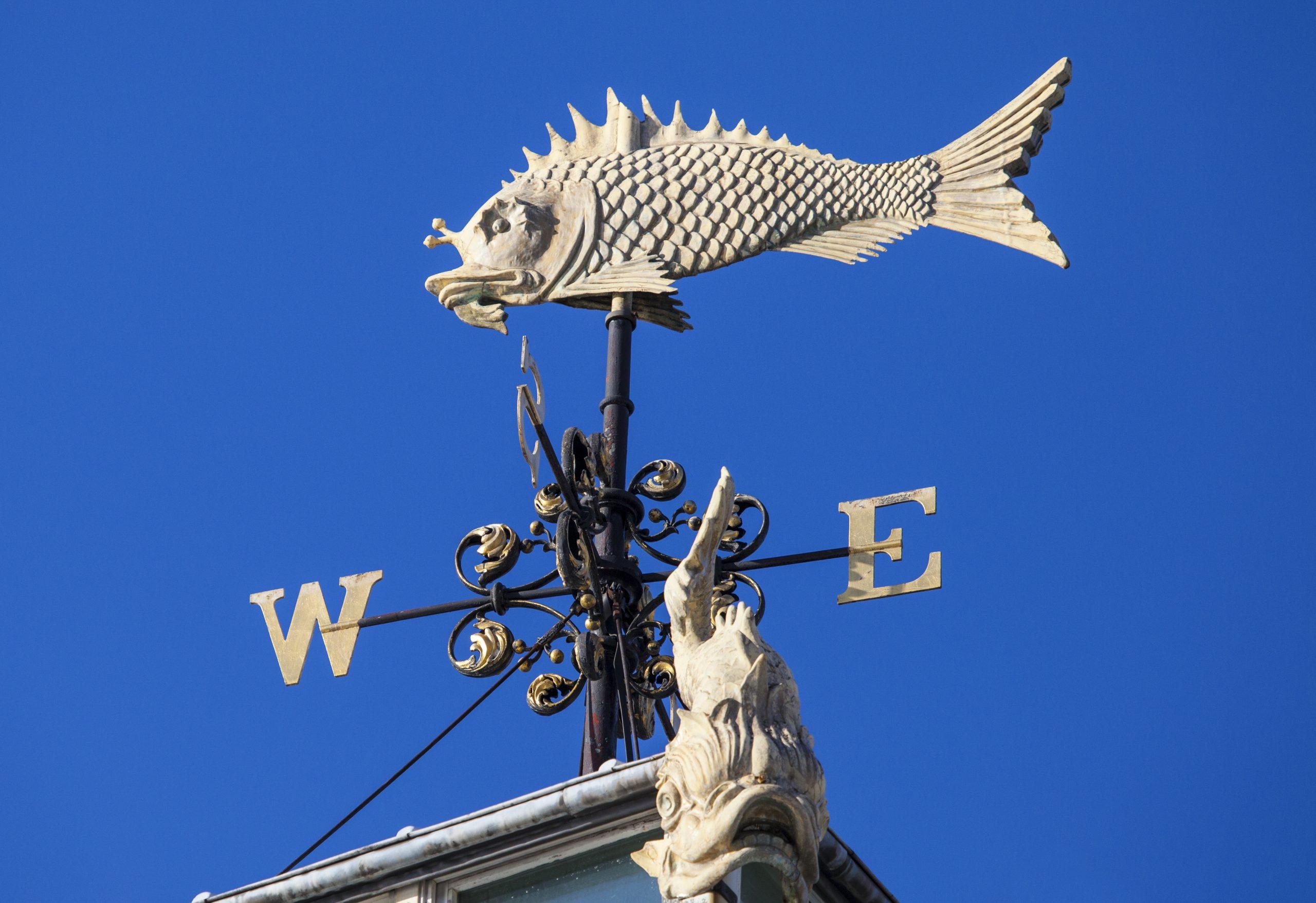Old Billingsgate Fish Market